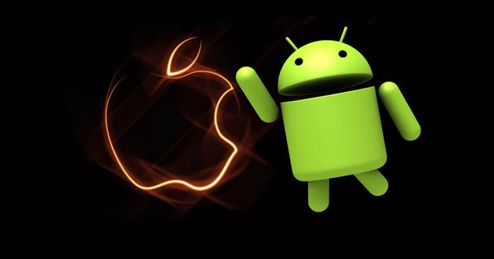 apple android cuota de mercado
