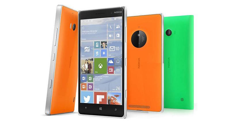 Windows 10 Mobile Lumia portada