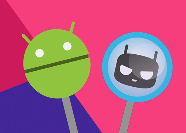 CyanogenMod Android-OS Lollipop