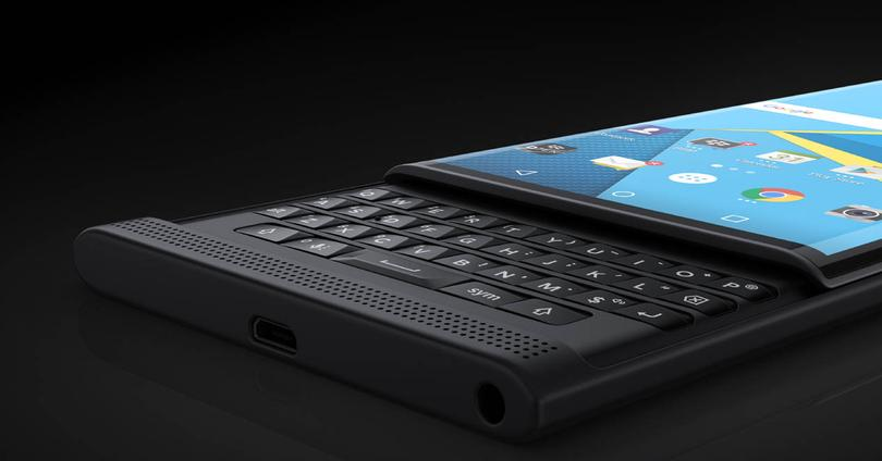 Blackberry Priv portada