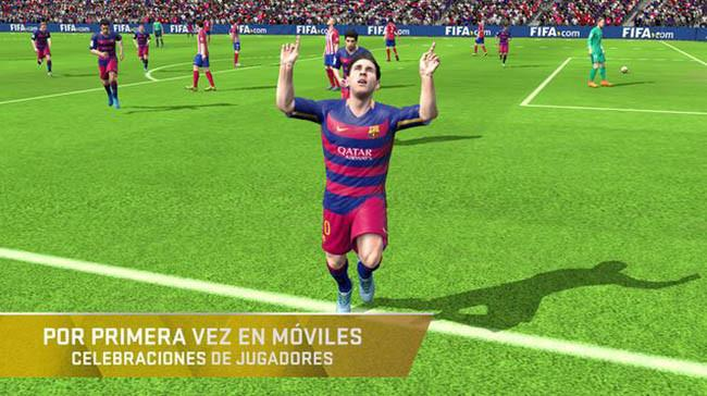 FIFA 16 Ultimate Team celebraciones