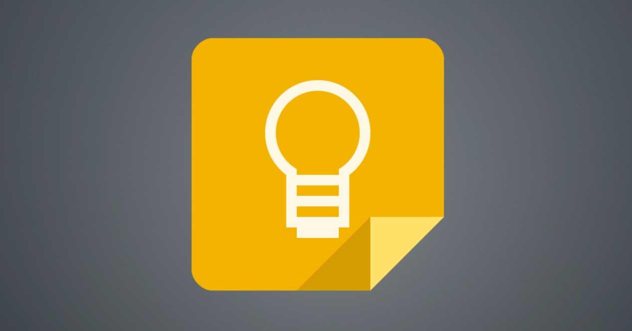 Logotipo de Google Keep