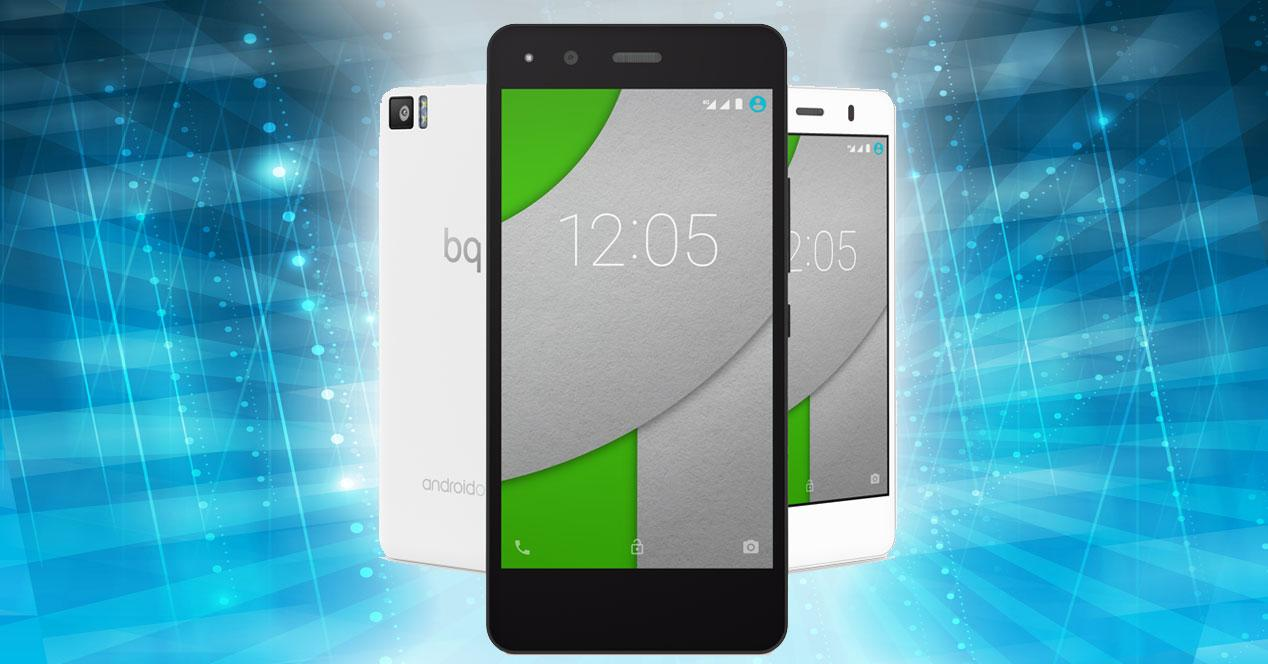 BQ Aquaris A4.5 con Android One