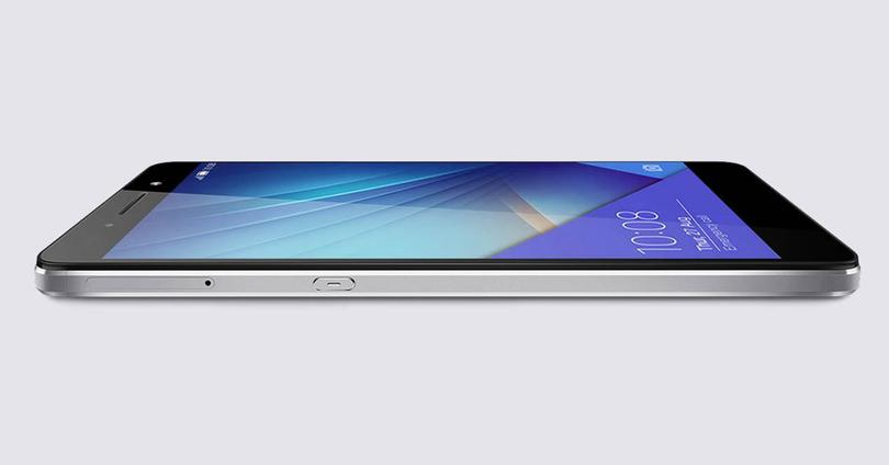 Honor 7 Plus render video portada