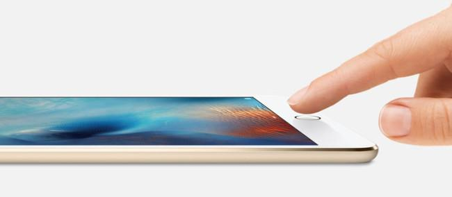 Sensor Touch ID del iPad Mini 4