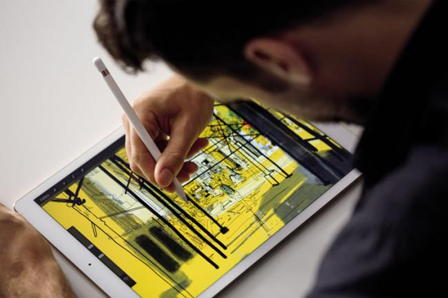 Stylus Apple Pencil para iPad Pro