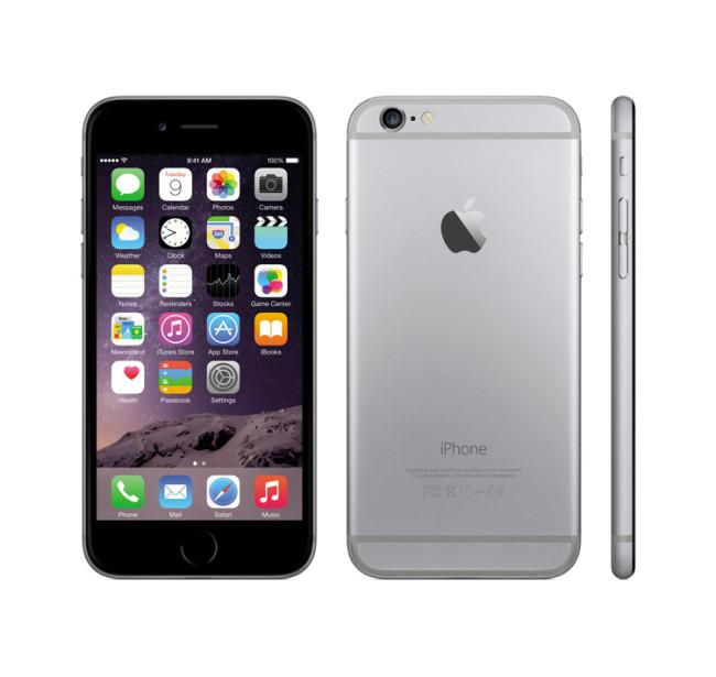 Diseño del iPhone 6 Plus