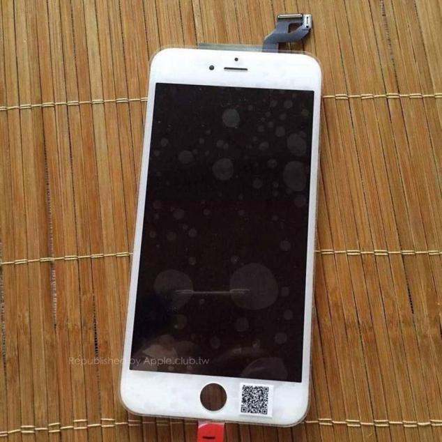 iPhone 6s Plus frontal carcasa