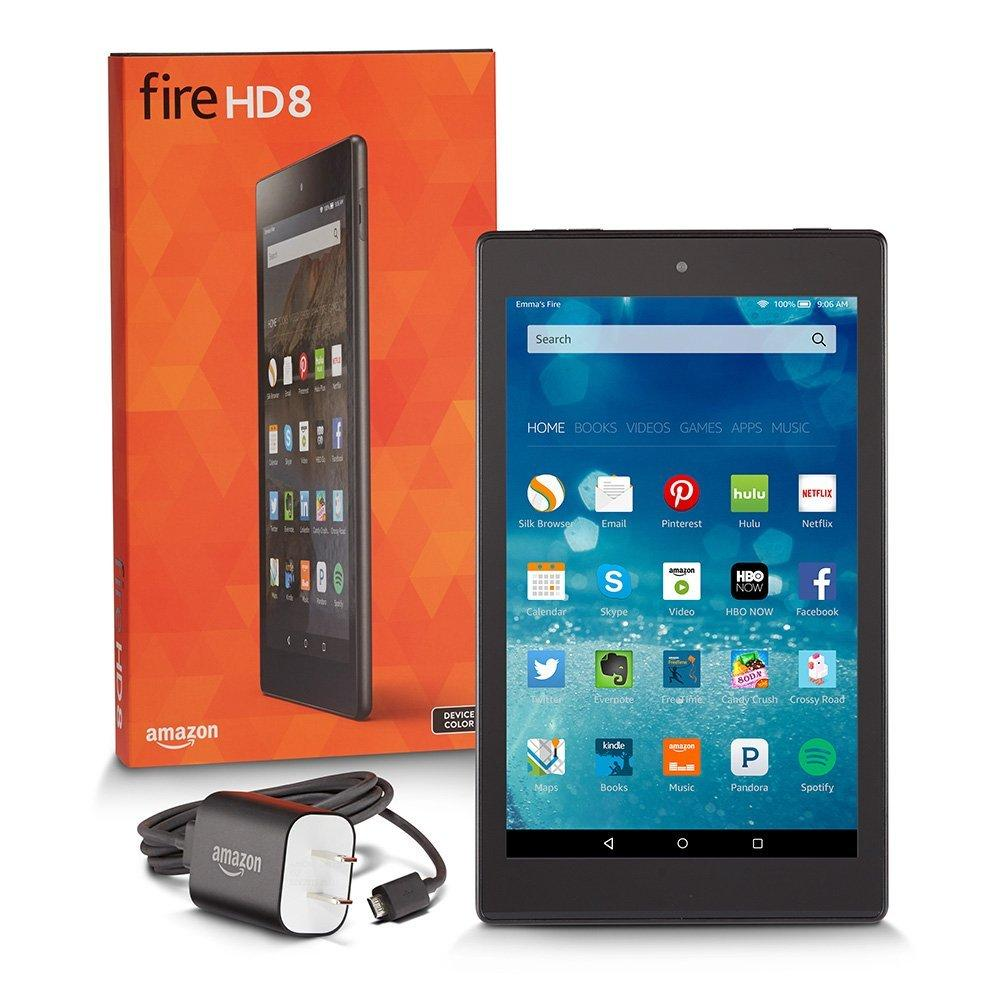 Kindle Fire HD8 caja