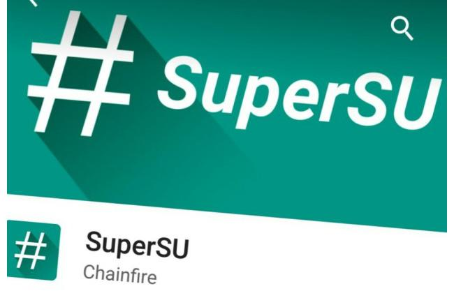 SuperSU App