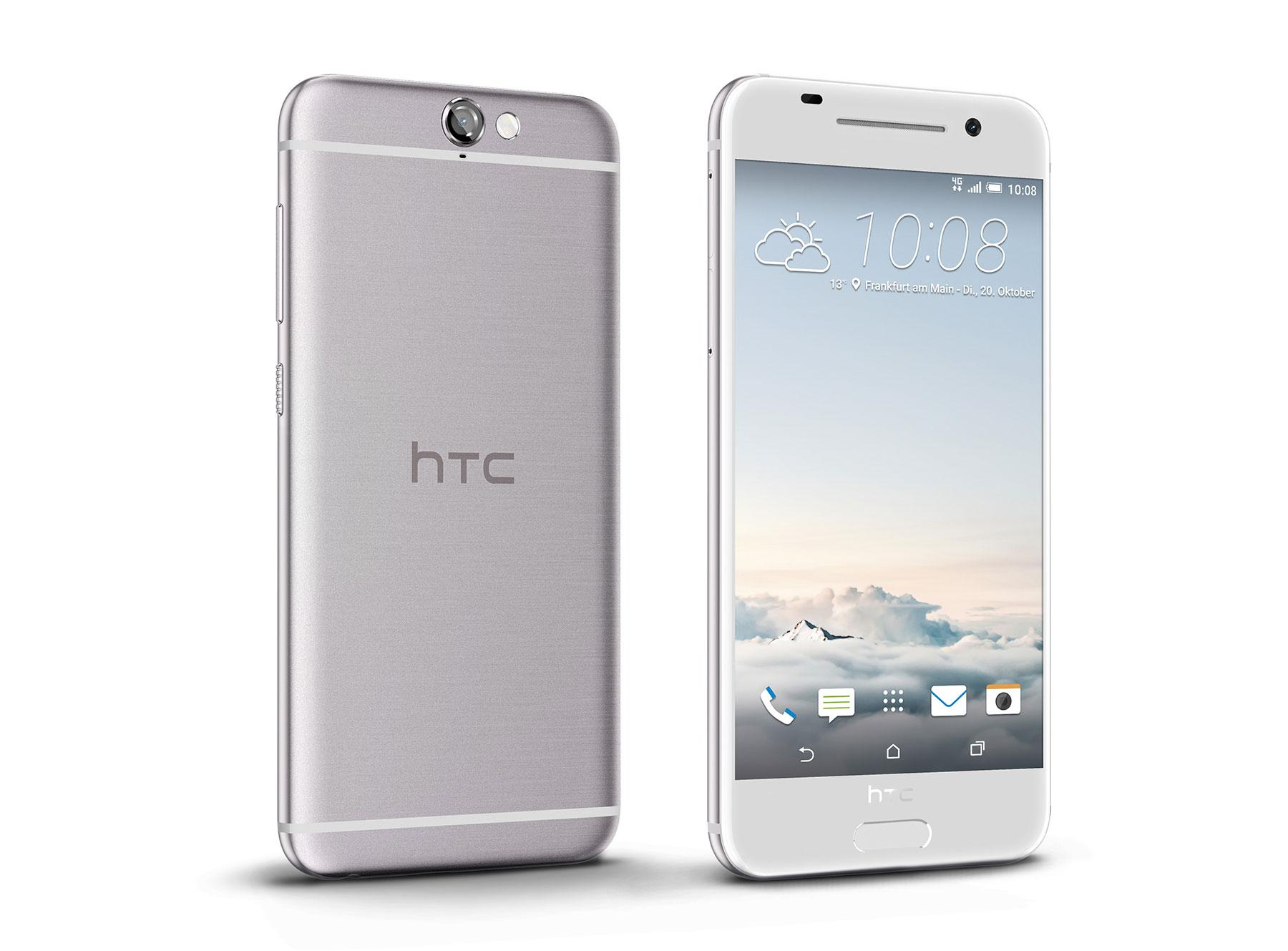 HTC ONE A9 en color crema