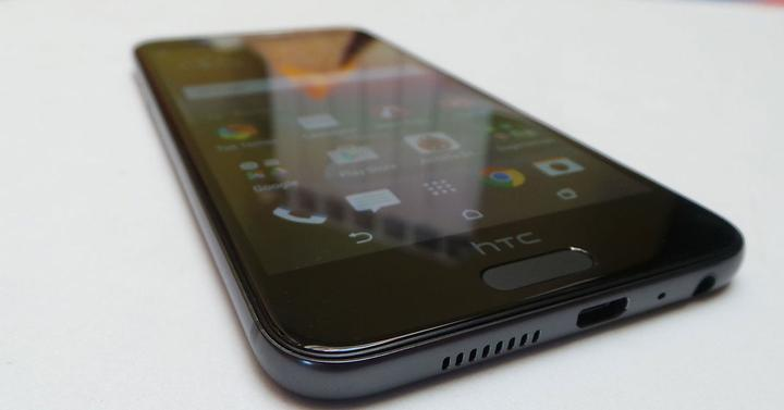 Imagen del HTC One A9
