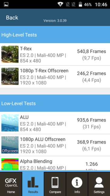 Resultado en GFXBench Alcatel OneTouch Pop 3 (5)
