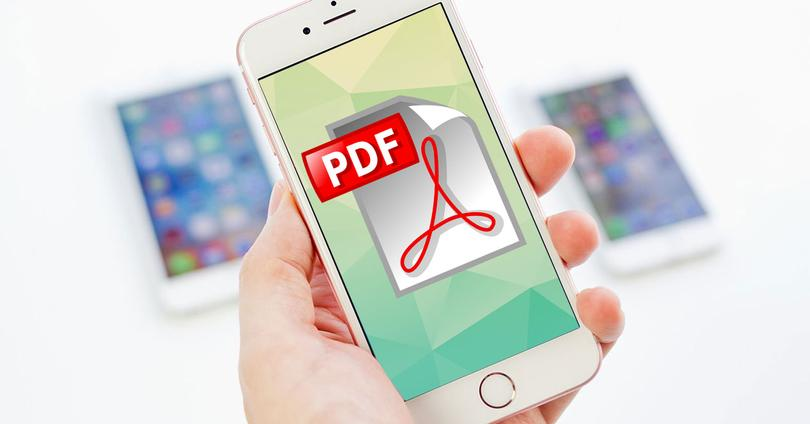 iPhone 6s con logo PDF