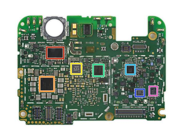 placa base nexus 6p