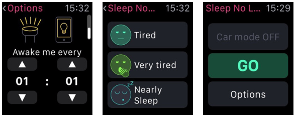 sleep no longer apple watch