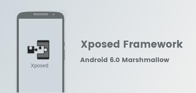 Xposed Framework Android 6.0 MarshMallow