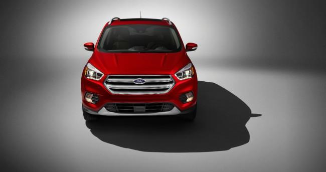 Ford Escape app movil
