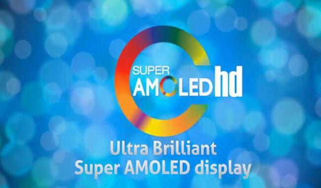 Display AMOLED