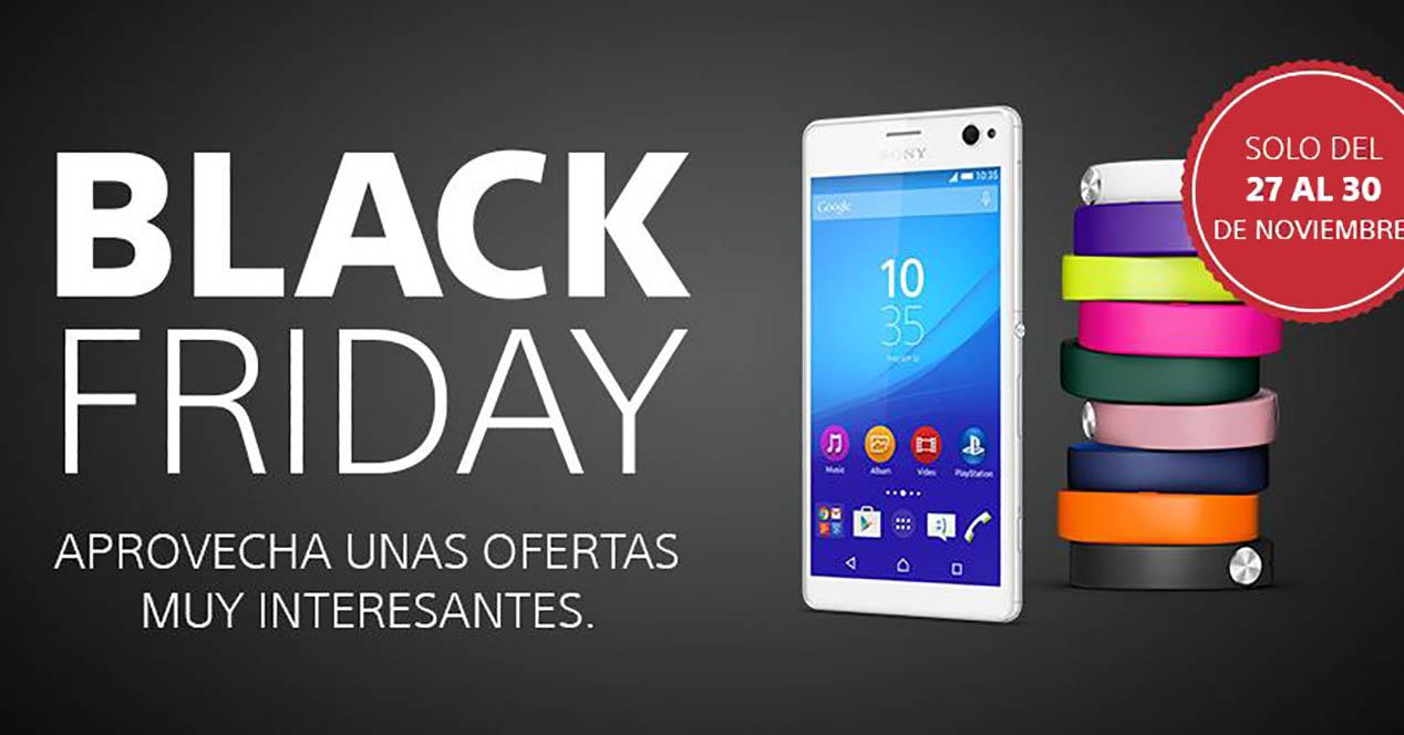 black friday sony