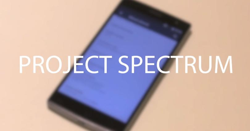 Project Spectrum Oppo