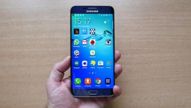 Samsung Galaxy S6 Android 6.0.1