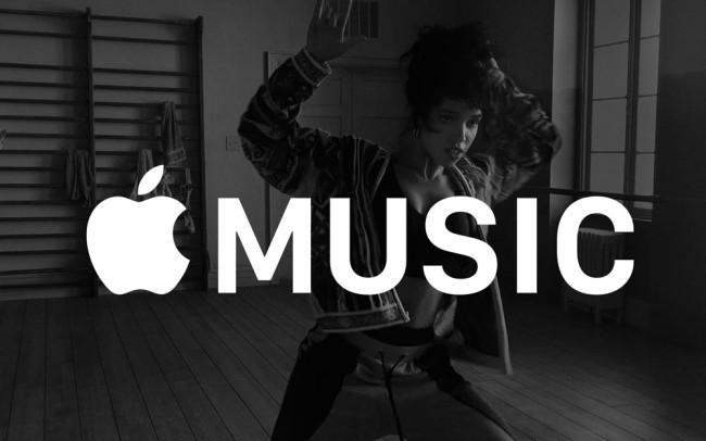 Logotipo de Apple Music