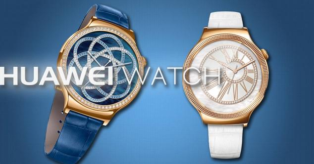 Versiones del Huawei Watch
