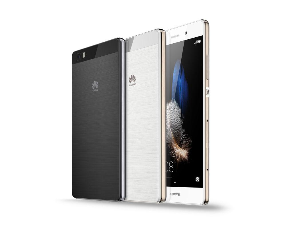 hUAWEI p8 COLORES