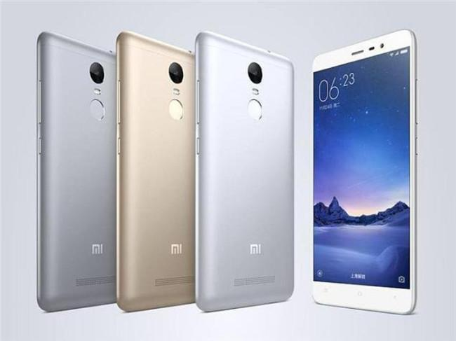 Xiaomi Redmi Note 3 en diferentes colores