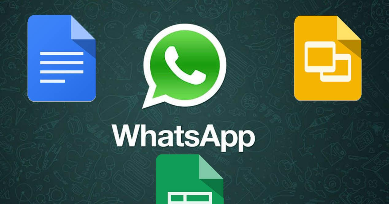 WhatsApp Google Docs