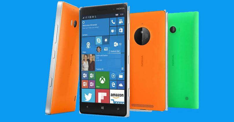 Windows 10 Mobile portada