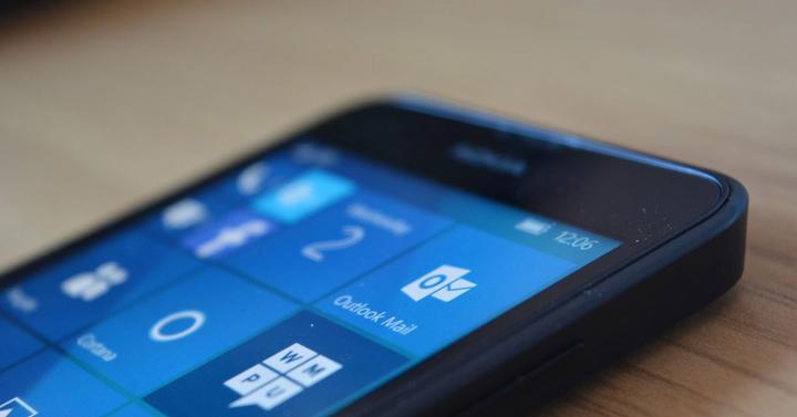 Windows 10 en un lumia