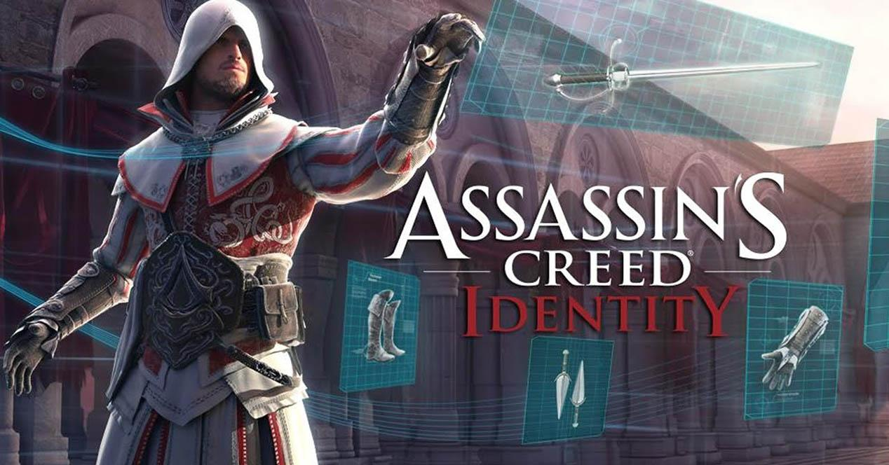 Assassin's Creed Identity portada