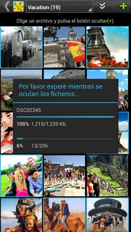 app fotos privadas