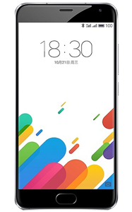 Meizu M1 Metal en color negro