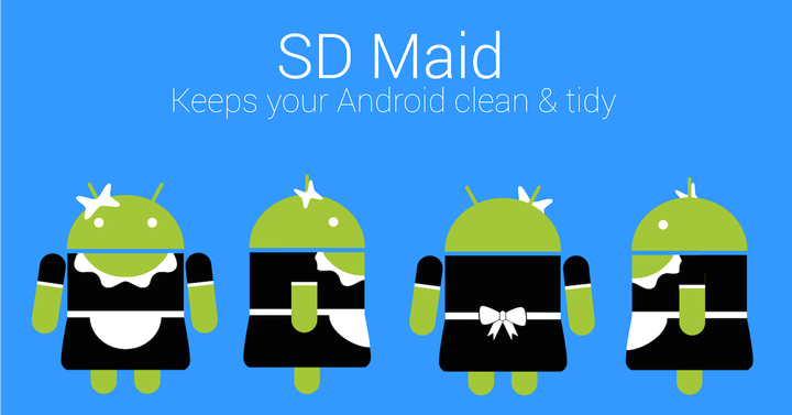 aplicacion sd maid android