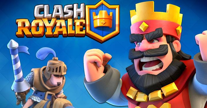 Clash characters Royale