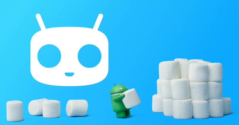 CyanogenMod 13 con Android Marshmallow