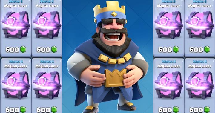 as mejores alternativas a Clash Royale en iOS y Android