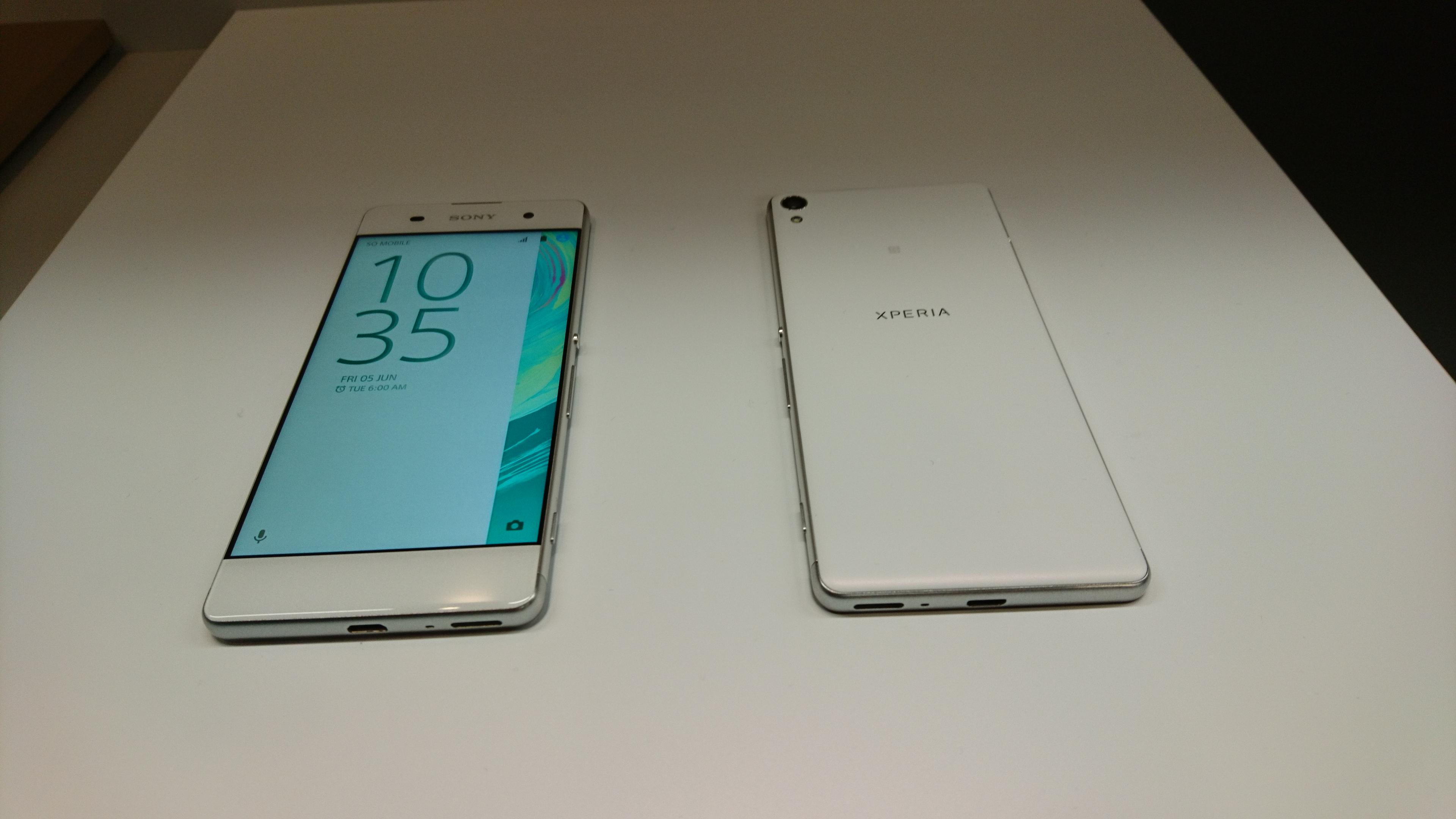 Sony Xperia X Performance blanco