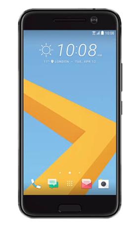 Frontal del HTC 10