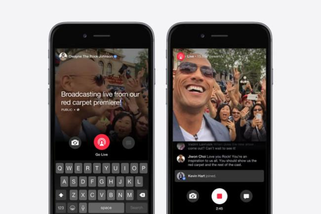 Facebook Live como alternativa a Periscope