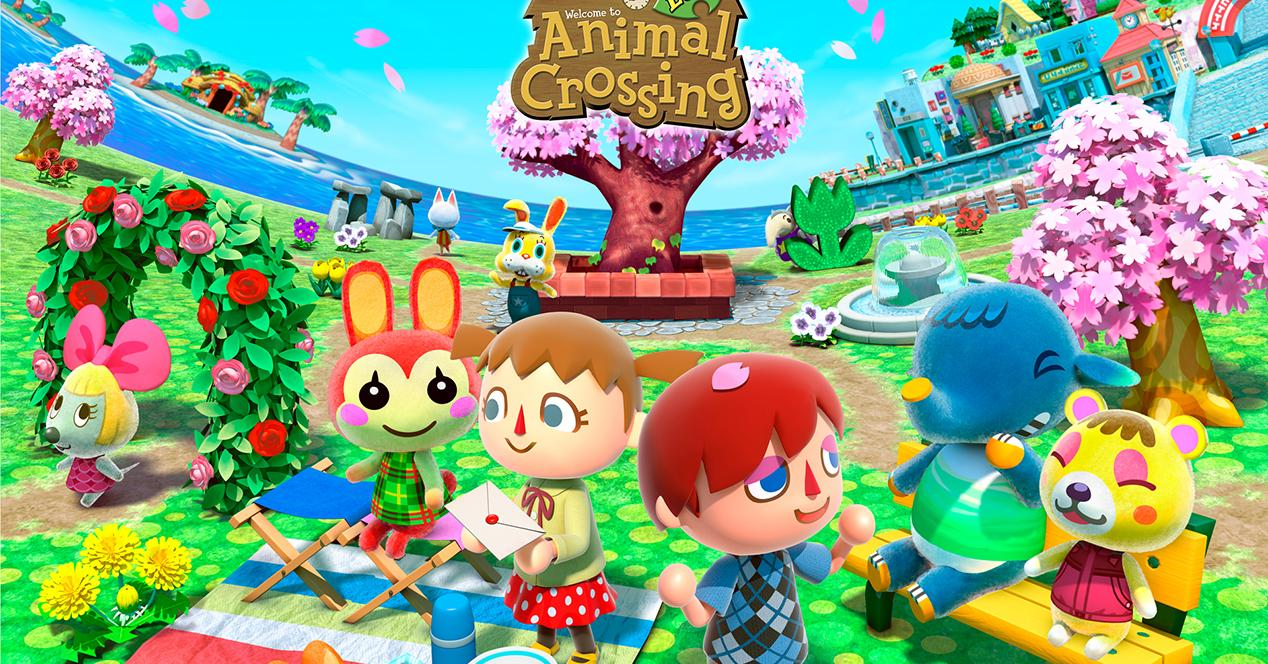 Nintendo Animal Crossing