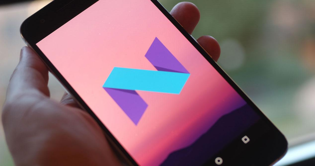 Android N en un movil