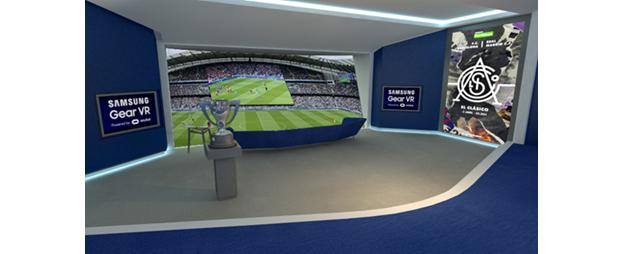 Clásico FC Barcelona - Real Madrid Gear VR