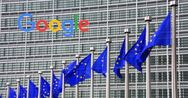 Union Europea Google