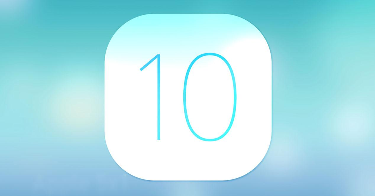 iOS 10 de Apple