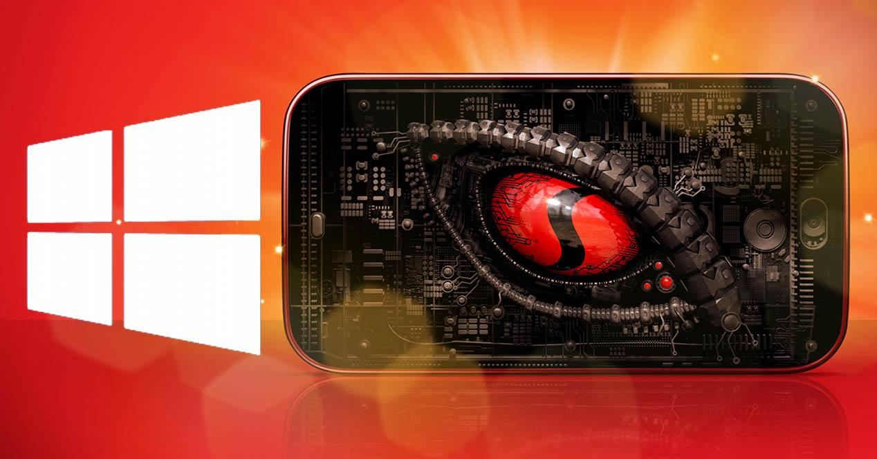 Windows 10 Mobile Snapdragon 830