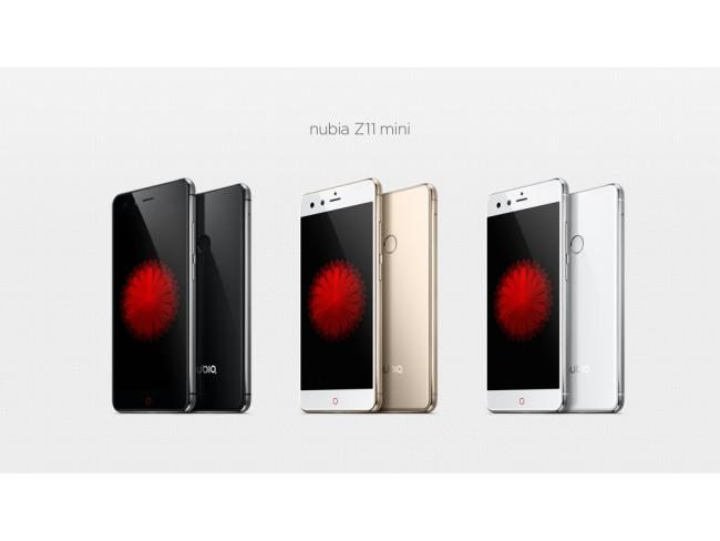 ZTE Nubia Z11 Mini bodegon